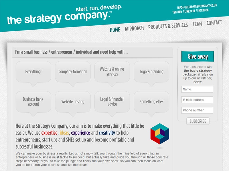 The Strategy Company